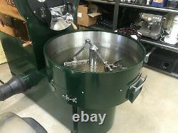 10 Kilo/ 22lb OZTURK Commercial Coffee Roaster New Custom Built Machine