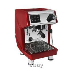 15 Bar Pump Italian Semi-automatic Espresso Coffee Machine Maker 1.7L Water Tank