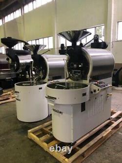 15 Kilo/ 33lb OZTURK Commercial Coffee Roaster New Custom Built Machine