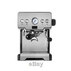 15Bar Espresso Machine Cappuccino Maker Semi-Automatic Coffee Machine Extractor