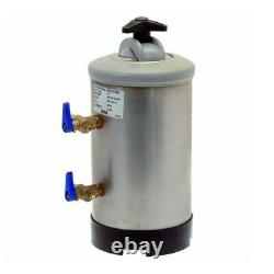 8 Liter Rechargeable Water Softener Filter DVA for Espresso Coffee Machine Italy