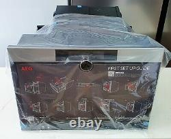 AEG KKK994500M Built In Bean to Cup Coffee Machine with Command Wheel #7916