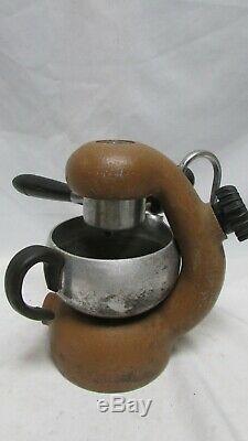 ATOMIC Coffee Cappuccino Maker Machine stove top Espresso