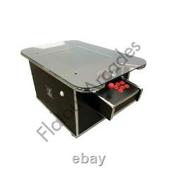 Arcade Coffee Table Machine 412 Retro Games 2 Player Gaming Cabinet UK Made