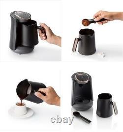 Arzum Okka Minio OK004 Automatic Turkish Coffee Maker Machine Copper/Black