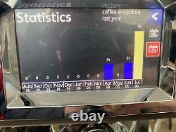 Astoria Sabrina 3 Group Display Touch Coffee Machine