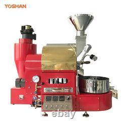 Automatic Coffee Roasting Machine Sea Shipping Included