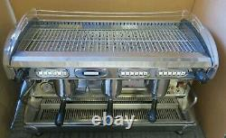 BFC Lira 3 Group Automatic Commercial Espresso Professional Coffee 5500w Machine