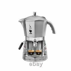 Bialetti CF40 Mokona Machine Coffee Trivalent Pods Capsules Or Ground