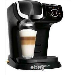 Bosch TAS6502GB Tassimo My Way 2 Coffee Machine Black