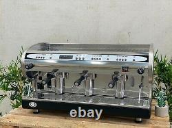 Brand New San Marino Lisa R 3 Group Commercial Coffee Machine