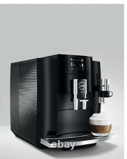 BrandNew Never Opened JURA E8 Automatic Coffee Machine Piano Black With 3x Coffee