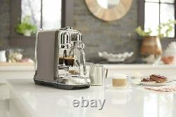 Breville-Nespresso BNE800BSSUSC Creatista Plus Coffee Espresso Machine, USA