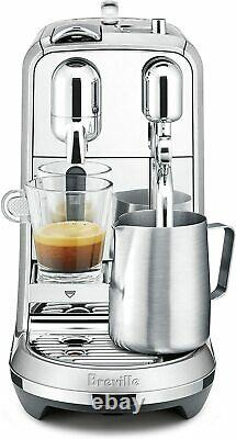 Breville Nespresso Creatista PLUS Coffee & Espresso Machine BNE800BSS