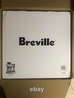 Breville Oracle Touch Espresso Coffee Machine Brushed Stainless Steel
