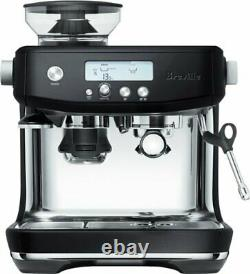 Breville the Barista Pro Espresso Coffee Machine Black Truffle BES878BTR