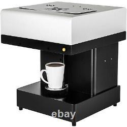 Coffee Printer Milktea Printing Machine Latte Printer Cookies Edible Ink Printer