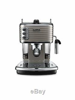De'Longhi ECZ351. BG Scultura Traditional Pump Espresso Coffee Machine, 1100 W