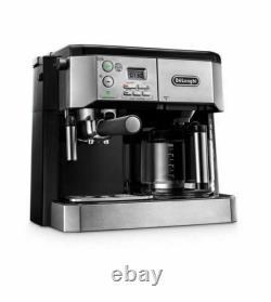 DeLonghi BCO430 Combination Espresso/Coffee Machine Silver