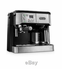 DeLonghi BCO430. T Combination Pump Espresso Drip Coffee and Cappuccino Machine