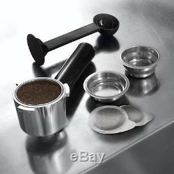DeLonghi Dedica 15-Bar Pump Espresso Cappuccino Coffee Cafe Latte Machine Frothy