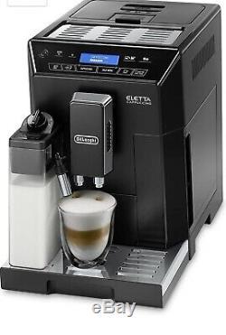 DeLonghi ECAM 44.660. B Eletta Coffee Cappuccino coffee machine NEW (240V)