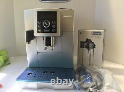 DeLonghi ECAM23.460 S Bean to Cup Coffee Machine Silver & Chrome Ex Display
