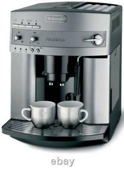DeLonghi ESAM 3200 Automatic Espresso Coffee Machine Genuine New Silver