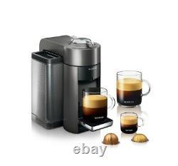 DeLonghi Nespresso Vertuo Coffee and Espresso Machine by DeLonghi SILVER