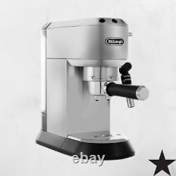 Delonghi EC685M DEDICA 15Bar Pump Espresso Machine Coffee Maker, Stainless Steel