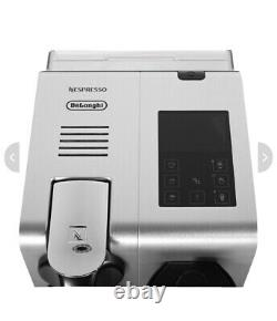 Delonghi Nespresso Coffee Machine EN750. MB Lattissima Pro, Silver
