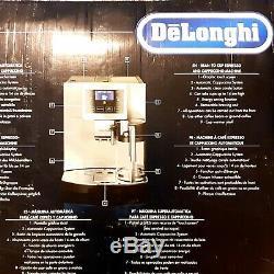 Delonghi Perfecta Esam 5600 Bean to Cup Coffee Machine-Cappuccino
