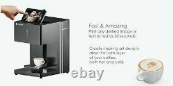 Evebot Coffee Printer. 2019 NEW Original Machine For Coffee Beer Cookies