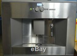 Gaggenau CM210710 24 Fully Automatic Built-In Wall Coffee Machine Stainless SS