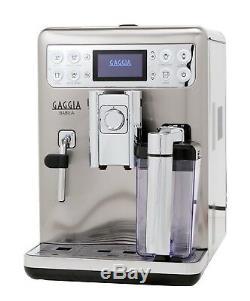 Gaggia Babila One-Touch Coffee and Espresso Machine