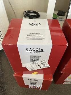 Gran Gaggia Style 15 Bar Espresso Coffee Machine Black RI8423/12