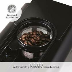 Grind & Brew Bean To Cup Filter Coffee Machine