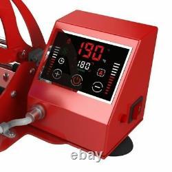 Intelligent Mug Heat Press Transfer Machine Mini for 11OZ Coffee Cup Sublimation