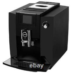 JURA E6 black edition 15377 / Automatic Coffee Machine / NEW
