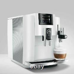 JURA E8 coffee machine Piano White, from Germany, free shipping Worldwide