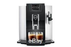 JURA E8 coffee machine platinum, from Germany, free shipping Worldwide