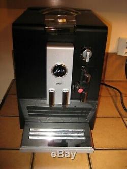 JURA ENA 3 Coffee Espresso Cappuccino Machine Piano Black