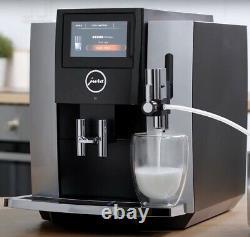 JURA S8 (EA) Piano Black (15381) / / Automatic Coffee Machine / NEW