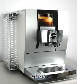 JURA Z10 Aluminium White (15348) / Automatic Coffee Machine / NEW