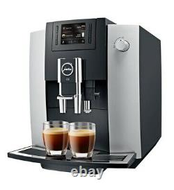 Jura E6 Bean to Cup Coffee Machine