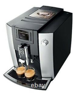 Jura E6 Platinum Fully Automatic Espresso & Coffee Machine