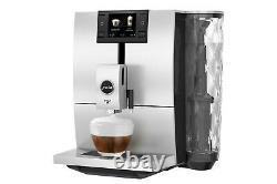 Jura ENA 8 Automatic Coffee Machine, Metropolitan Black