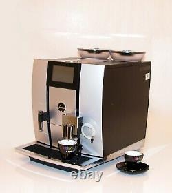 Jura GIGA 6 Fully Automatic Espresso & Coffee Machine 15274 STORE DEMO