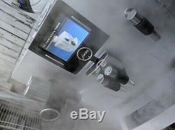 Jura Impressa XJ9 Professional Coffee Espresso Machine, Brilliant Silver