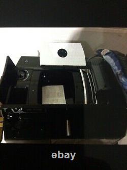 Jura S8 coffee machine moonlight silver brand new no box